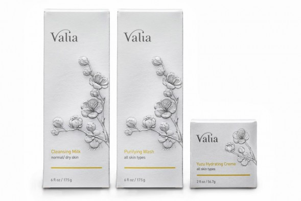 Valia Skincare by Chul Lee