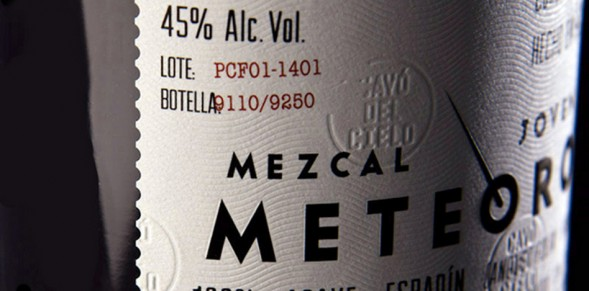 Mezcal Meteoro by Francisco Rueda