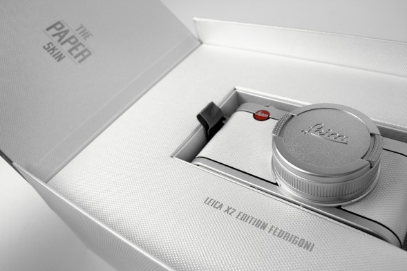 The Paper Skin – Leica X2 by Geometry Global Frankfurt