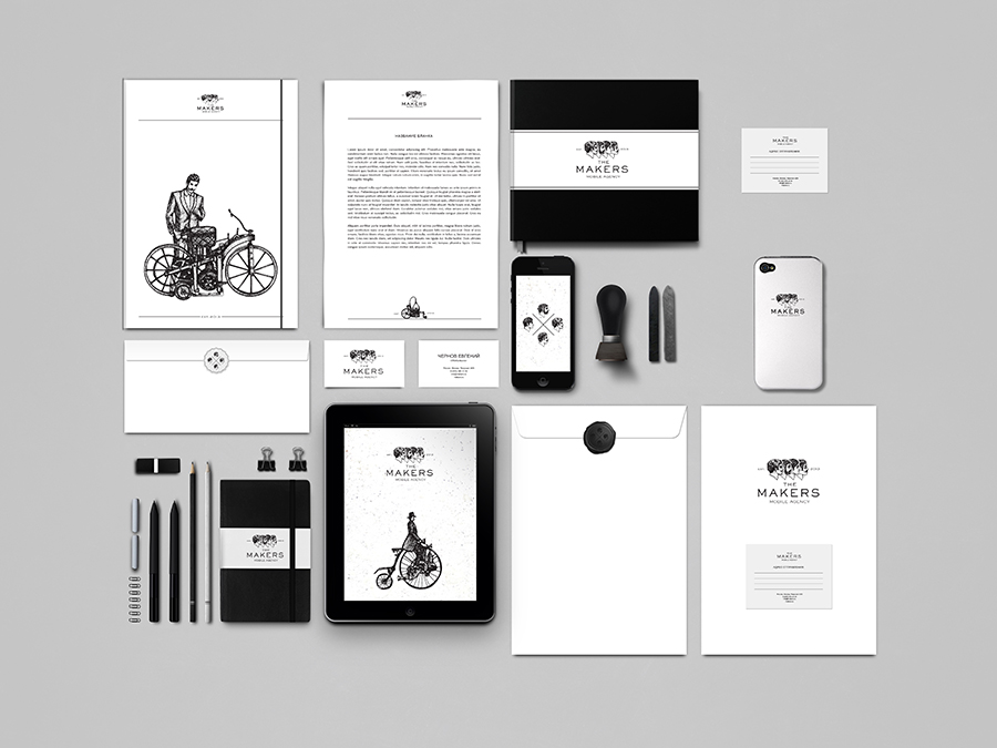 Mobile agency The Makers by Design Creator