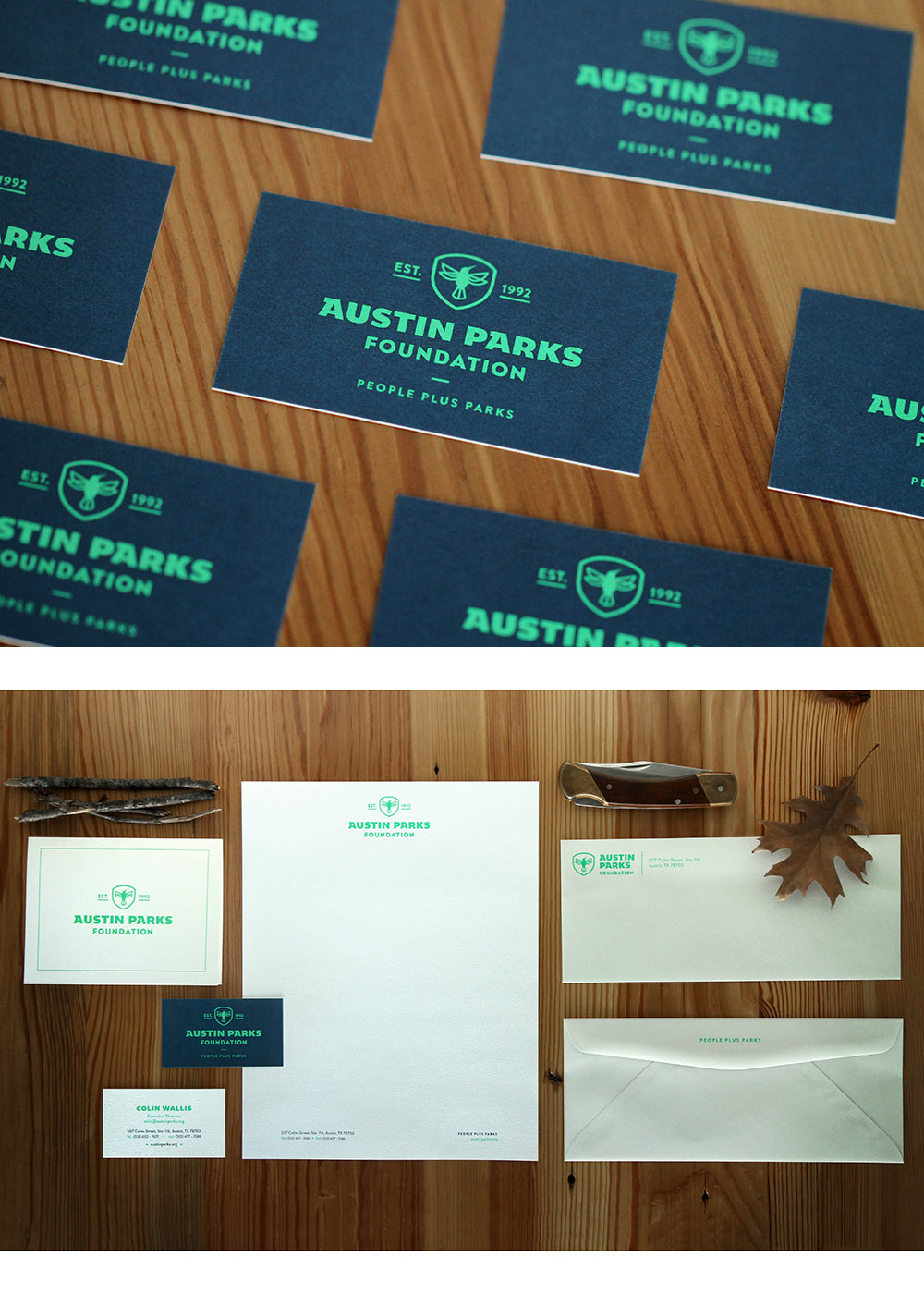 Austin Parks Foundation by The Butler Bros